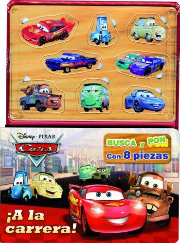 9788499513904: Cars. Busca y pon: ¡A la carrera! (Disney. Cars)