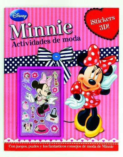 9788499514000: Minnie Mouse. Actividades de moda