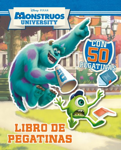 9788499514185: Monstruos University. Libro de pegatinas (Disney. Monstruos University)