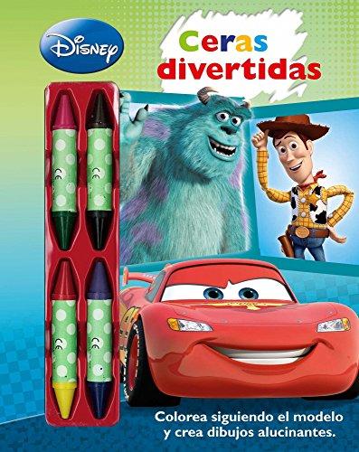 9788499514208: Pixar. Ceras divertidas