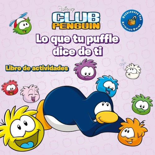 9788499514314: Club Penguin. Lo que tu puffle dice de ti: Libro de actividades