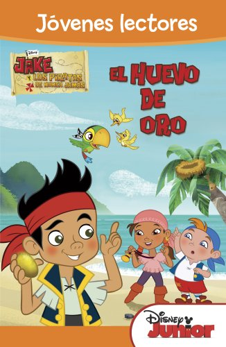 9788499514628: Jake y los piratas El huevo de oro