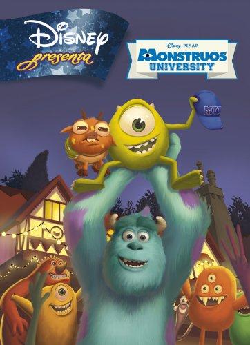 9788499514673: Disney Presenta. Monstruos University
