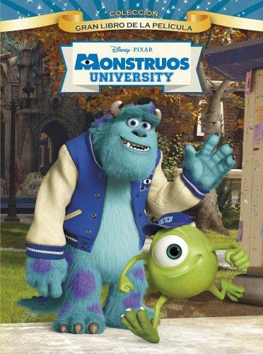 9788499514680: Monstruos University. Gran libro de la película (Disney. Monstruos University)