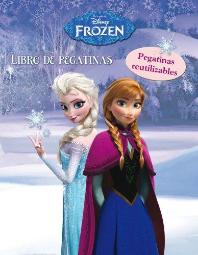 9788499514963: Frozen. Libro de pegatinas