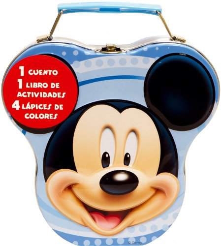 9788499515021: Mickey Mouse. Cajita metálica