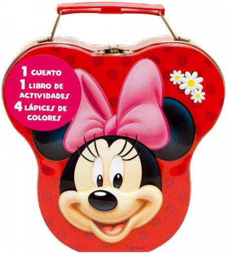 9788499515038: Minnie Mouse. Cajita Metálica (Disney. Minnie)