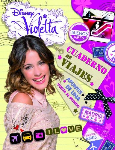 9788499515243: Violetta. Cuaderno de viajes