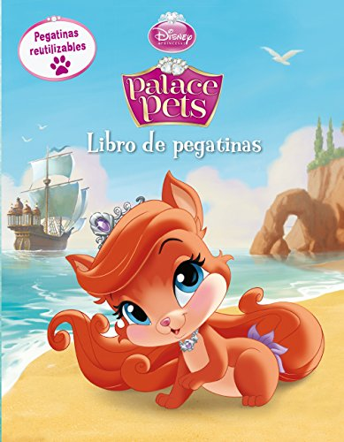9788499516172: Princesas. Palace Pets. Libro de pegatinas (Disney. Palace Pets)