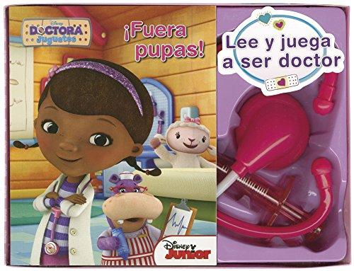9788499516295: Dra Juguetes. Lee y juega a ser doctor: ¡Fuera pupas! (Disney. Doctora Juguetes)