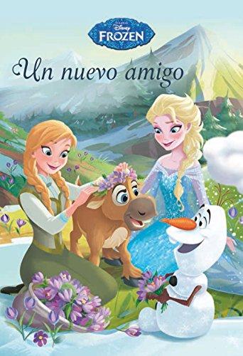 9788499516318: Frozen. Cuento. Un Nuevo Amigo (Disney. Frozen)