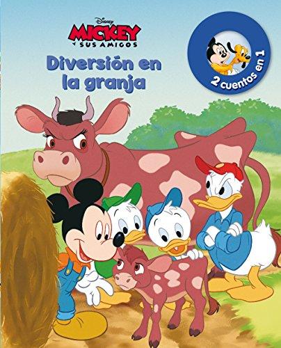 9788499516394: Mickey. Diversi�n en la granja y Un nuevo amigo