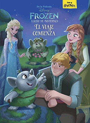 9788499518510: Frozen. Luces de invierno. El viaje comienza: Luces de invierno. Parte 1 (Disney. Frozen)