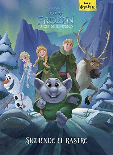 9788499518527: Frozen. Luces de invierno. Siguiendo el rastro: Luces de invierno. Parte 2 (Disney. Frozen)