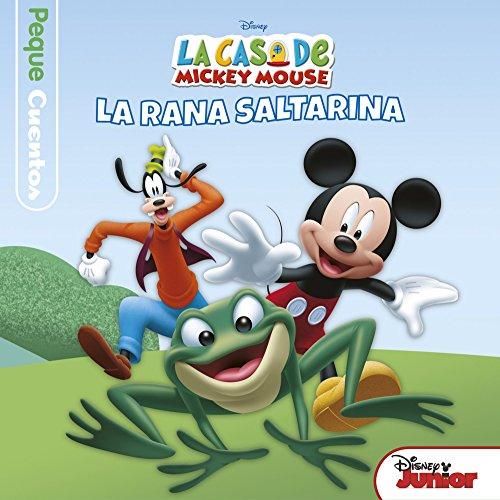 9788499518930: La casa de Mickey Mouse. Pequecuentos. La rana saltarina