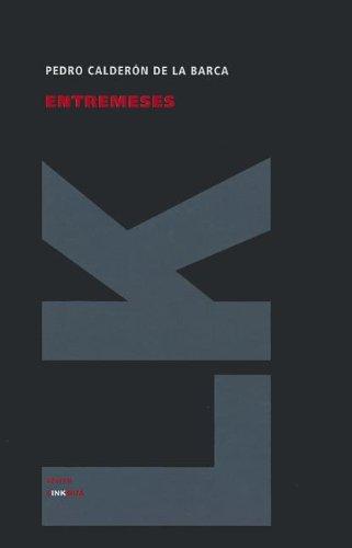 9788499537320: Entremeses (Teatro) (Spanish Edition)