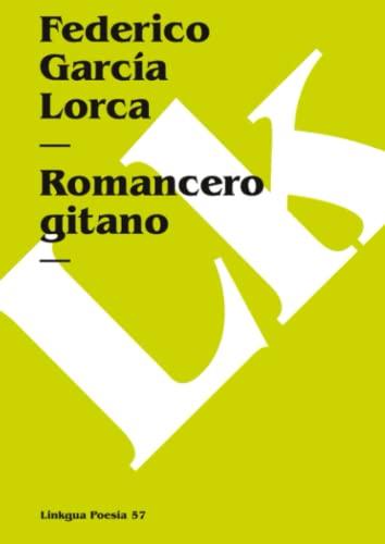 9788499539102: Romancero gitano (Poesia) (Spanish Edition)