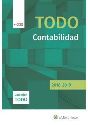 9788499540382: Todo Contabilidad 2018-2019 (Spanish Edition)