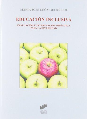 9788499589091: Educacion inclusiva