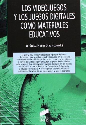 9788499589503: Los videojuegos y los juegos digitales como materiales educativos