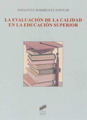 9788499589817: EVALUACION DE LA CALIDAD EN LA