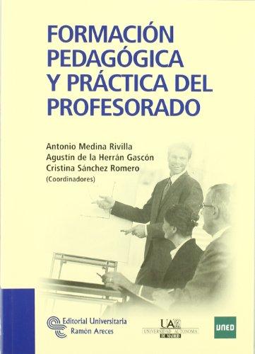 9788499610238: Formación pedagógica y práctica del profesorado (Manuales)