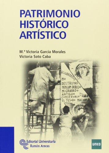 9788499610436: Patrimonio histórico artístico (Manuales)