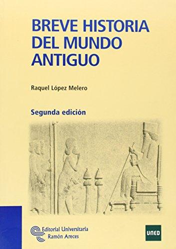 9788499610504: Breve Historia del Mundo Antiguo (Manuales)