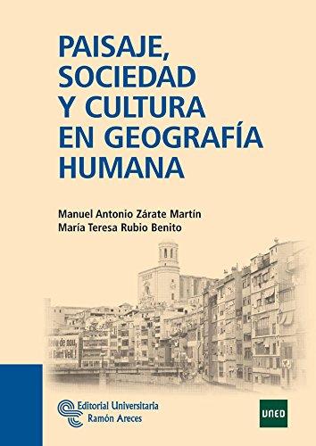 9788499610658: Paisaje, sociedad y cultura en geografía humana (Manuales)