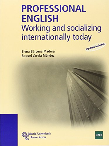 9788499610764: #PROFESSIONAL ENGLISH WORKING AND SOCIALIZING INTERNATIONALLY TODAY