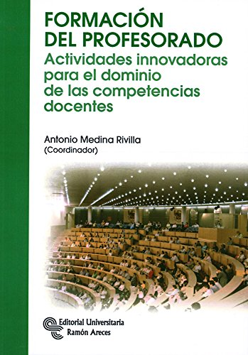 9788499611310: Formación del profesorado: Actividades innovadoras para el dominio de las competencias docentes (Manuales)