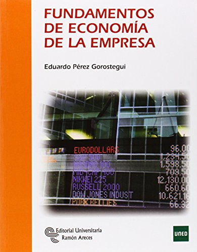 9788499611648: Fundamentos de Economía de la Empresa (Manuales)
