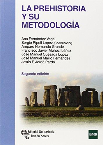 9788499611709: PREHISTORIA Y METO.MANUALES R.ARECE