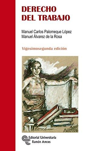 9788499611716: Derecho del trabajo (Manuales)