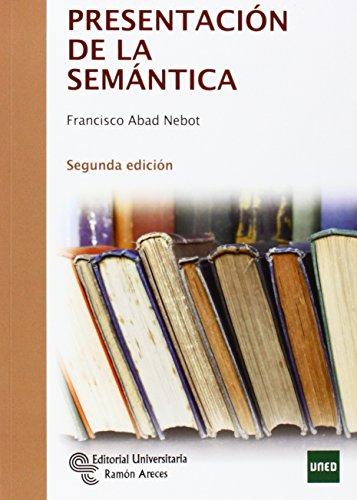 9788499611761: Presentación de la Semántica