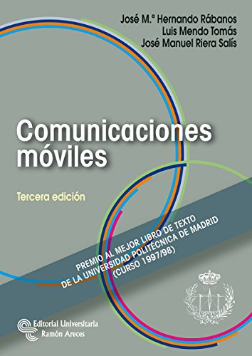 9788499612089: Comunicaciones móviles (Manuales)