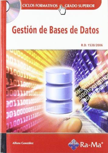 9788499640037: Gestion de Bases de Datos (Grado Superior)