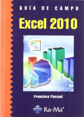 9788499640556: Guía de Campo de Excel 2010