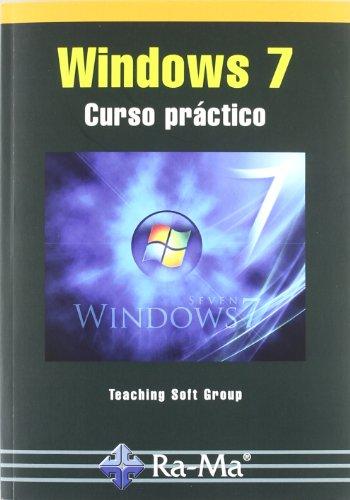 9788499640792: MICROSOFT WINDOWS 7. CURSO PRÁCTICO
