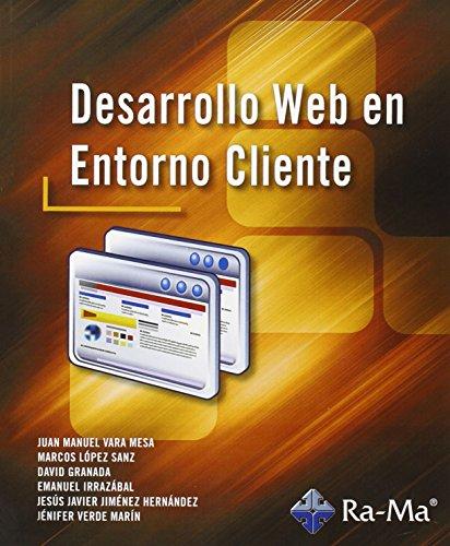 9788499641553: Desarrollo web en entorno cliente (GRADO SUPERIOR)