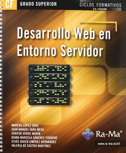 DESARROLLO WEB EN ENTORNO SERVIDOR (GRAD: Vara Mesa, Juan