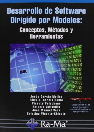 Desarrollo de software dirigido por modelos : García Rubio, Félix