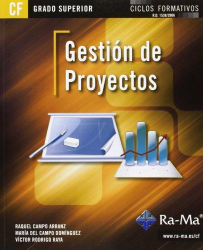 Gestión de proyectos: Campo Arranz, Raquel