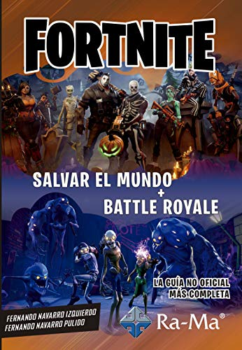 9788499647975: Fornite. Salvar el mundo + Battle Road
