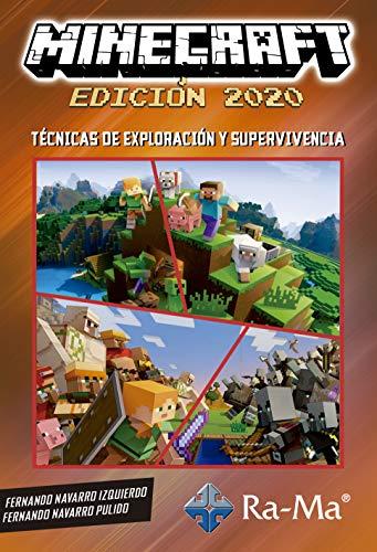 9788499648538: Minecraft, Edición 2020 Técnicas de exploración y supervivencia