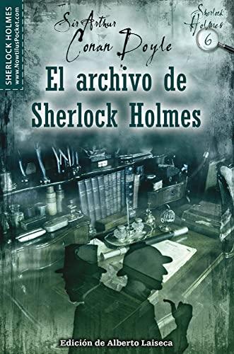 9788499671369: El archivo de Sherlock Holmes (Nowtilus Pocket)