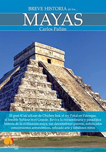 9788499671536: Breve historia de los mayas