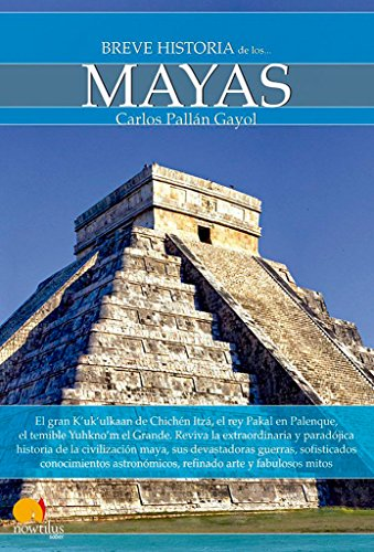 9788499671543: Breve historia de los mayas