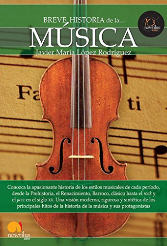 9788499672342: Breve historia de la música (Spanish Edition)