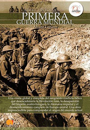 9788499672687: Breve historia de la Primera Guerra Mundial